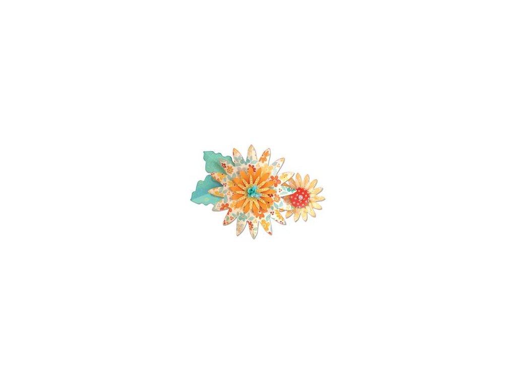 659243 sizzix bigz die gerbera daisy by brenda walton 31585 p