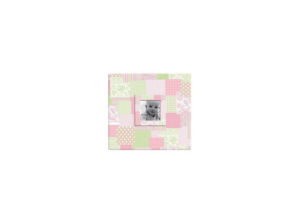 """MBI - BABY GIRL - 12"""" scrapbookové album"""