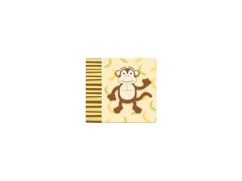 """MBI - MONKEY - 12"""" scrapbookové album"""