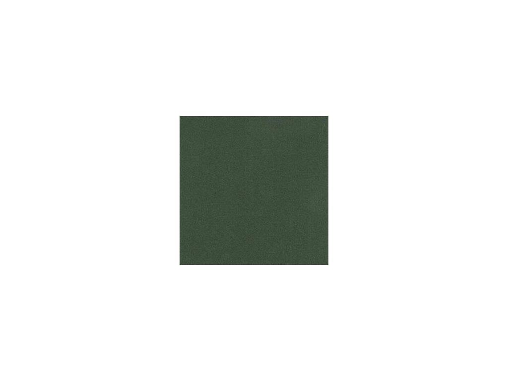 Foamiran / tmavě zelená - tenká pěnová guma 30 x 35 cm
