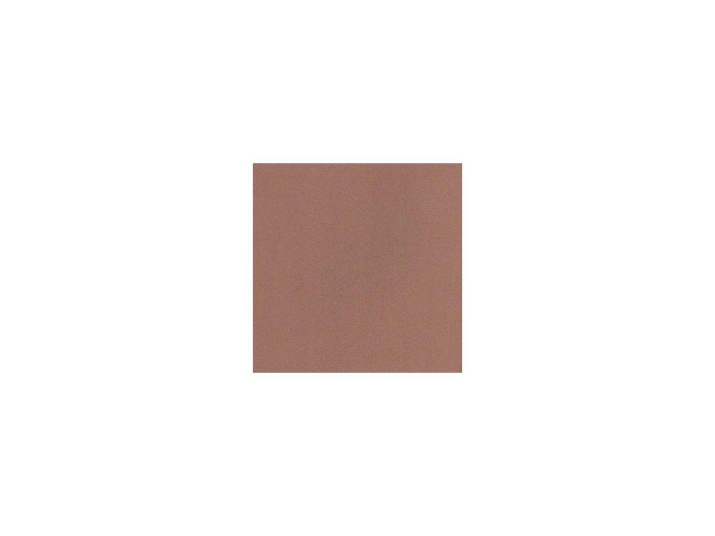 Foamiran / hnědá - tenká pěnová guma 30 x 35 cm