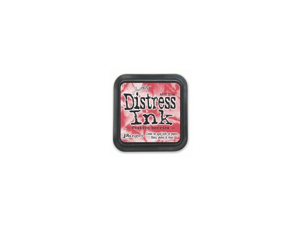 tim32861 distress inkpad festive berries