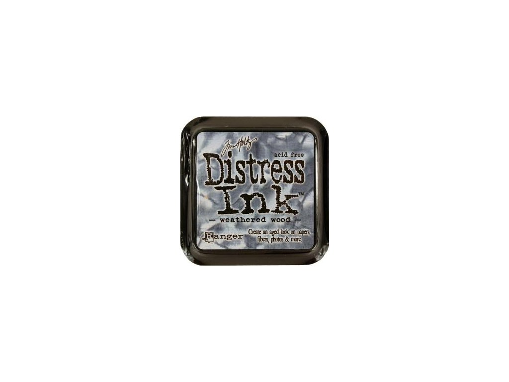 5th tim20257 ranger ink tim holtz distress ink pad weathered wood 600x600 800x800