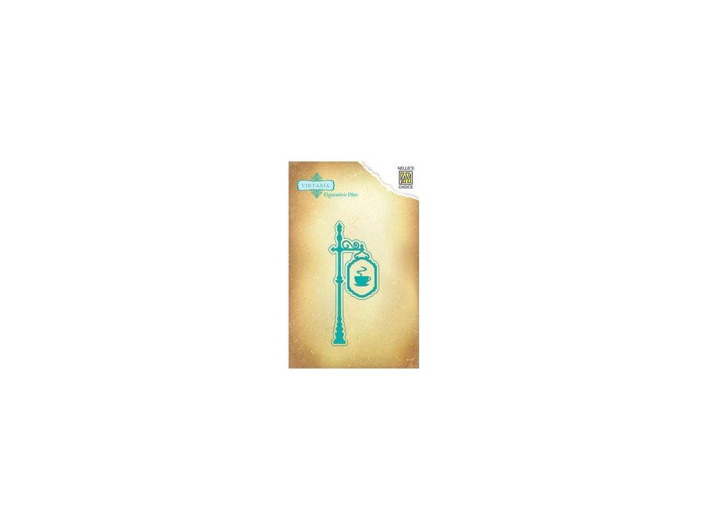 Nellie Snellen / VINTASIA - SIGNBOARD - vyřezávací šablony