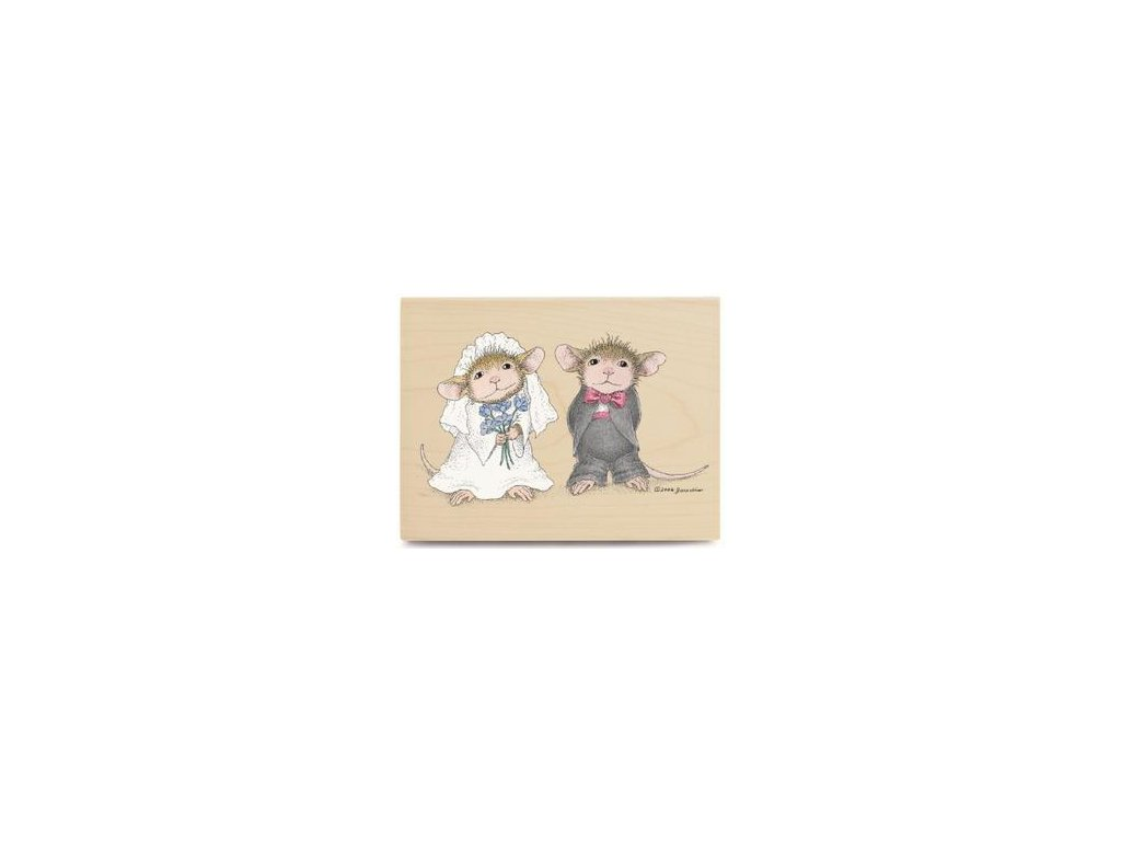 stampabilities house mouse wood mounted rubber stamp playing 0 res