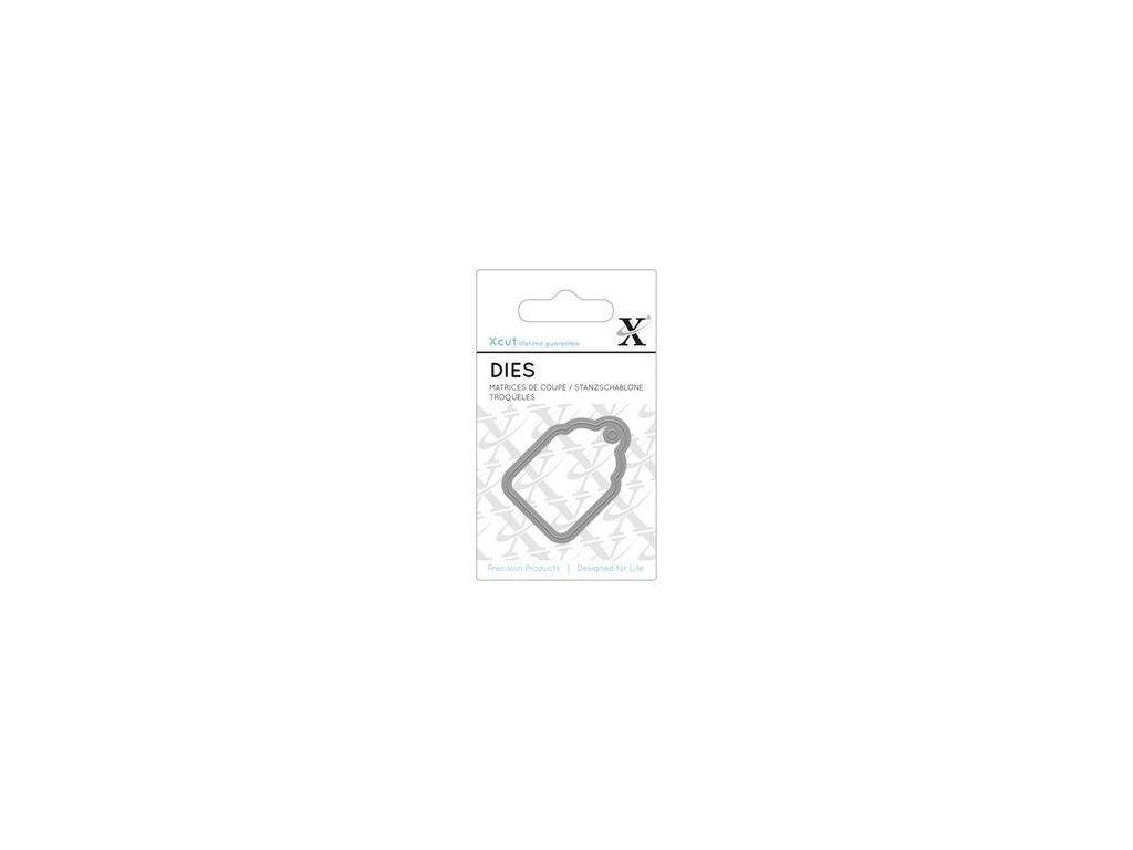 Xcut - GIFT TAG - vyřezávací šablona