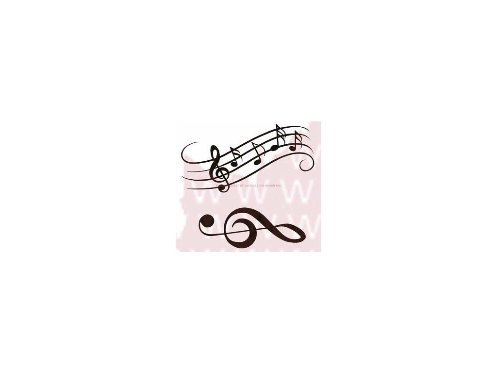 woodware music notes clear magic jgs110 44231 p