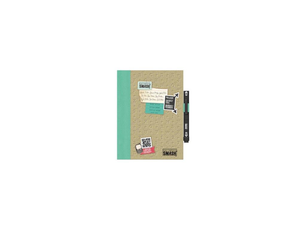 SMASH - BABY - album/deník