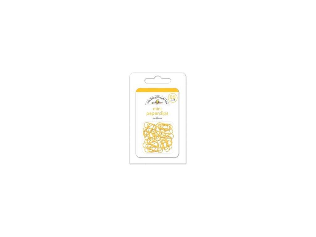doodlebug mini paperclips bumblebee 2753 p
