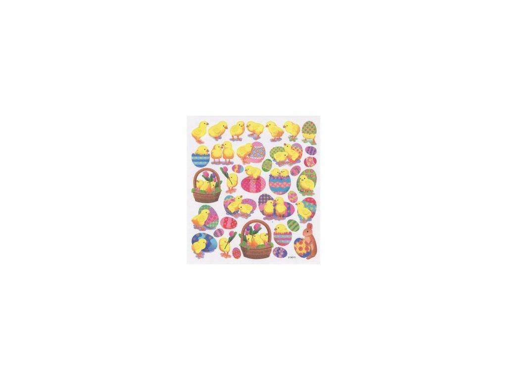 Sticker King - EASTER - samolepky