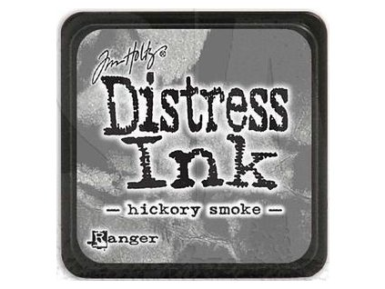 tim holtz distress mini ink pad hickory smoke tdp47339