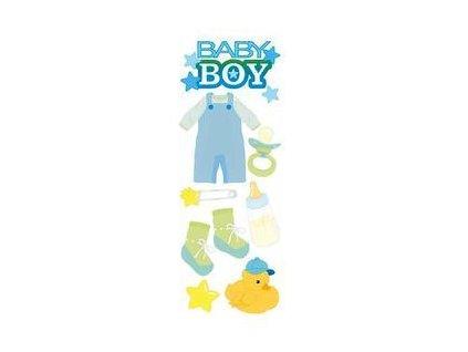 EK - BABY BOY / JOLEE´S - samolepky