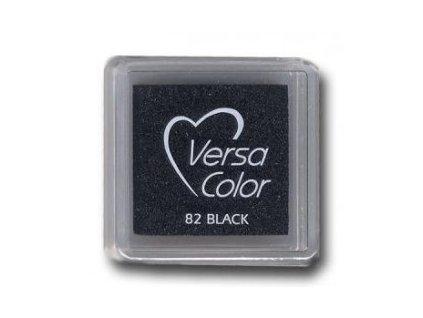 versacolor black pigment mini ink pad
