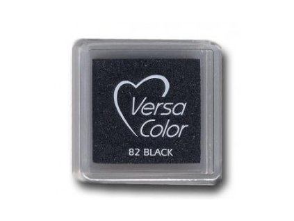 versacolor black pigment mini ink pad