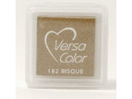 versacolor mini cube ink pad col 182 bisque [2] 16486 p