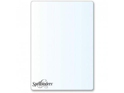 """Spellbinders - 6"""" CUTTING PLATES / STANDARD / PL-101 - náhradní řezací desky do strojků Big Ahot"""