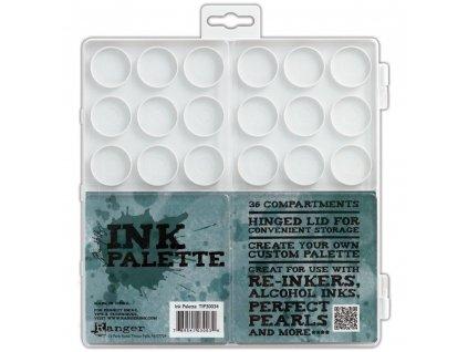 Ranger - INK PALETTE - paleta na distress barvičky (reinky)