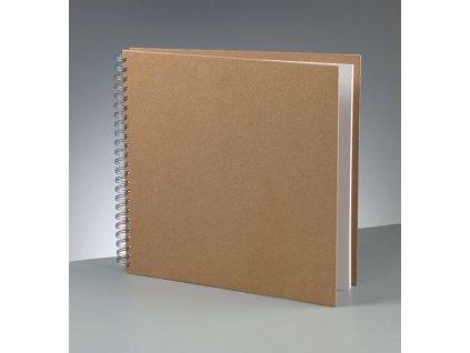 Kartonové album 30 x 30 cm  pro scrapbook