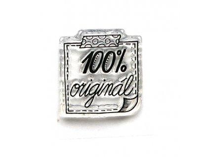 HuráPapír - 100% originál - silikonové razítko