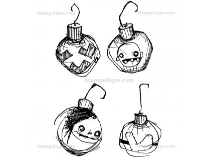 6154p Ornaments cube