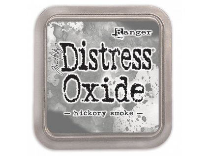 hickory smoke tim holtz distress oxide ink pad