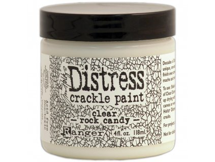 Ranger - DISTRESS CRACKLE PAINT - praskající krakelovací lak