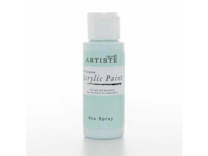 akrylova barva artiste docrafts sea spray akrylova barva vodni zelena 5038041941148 1520087587