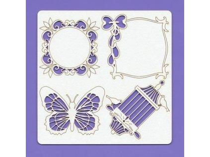 crafty moly izrezki iz lepenke metulj rojstni dan