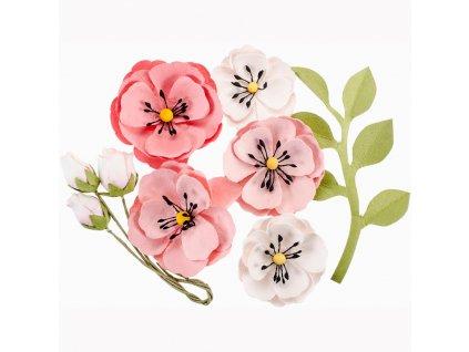Prima - GLENNA - papírové kytky