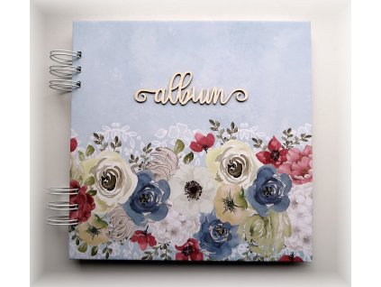 Hurá Papír - album 20x20 cm / ALBUM