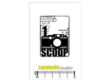 tampon mini 1 scoop carabelle studio