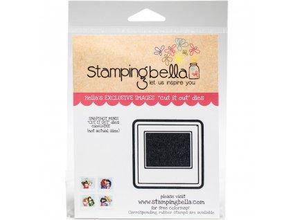 Stamping Bella - SNAPSHOT MINIS - vyřezávací šablony