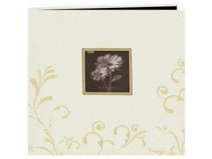 "Pioneer - IVORY - 12 x 12"" - svatební scrapbookové album"