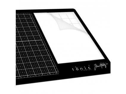 Tim Holtz - Glass Media Mat - náhradní NON STICK MAT podložka