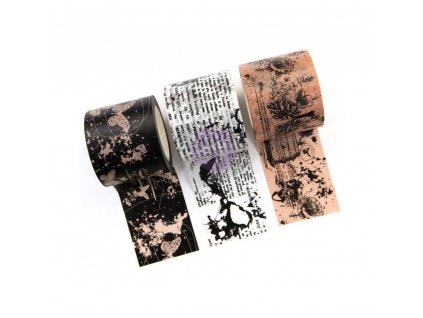 Prima Marketing - TRAVELERS / KRAFT - 3 washi pásky