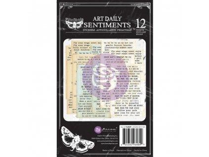 Prima Marketing - SENTIMENTS - anglické texty, samolepky