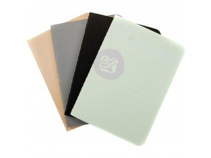 Prima Marketing - NEUTRAL / PASSPORT SIZE / 9 x 12,5 cm - 4 sešitky