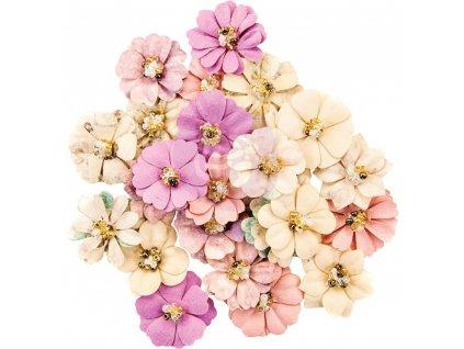 Prima - Moon Child Mulberry - papírové kytky
