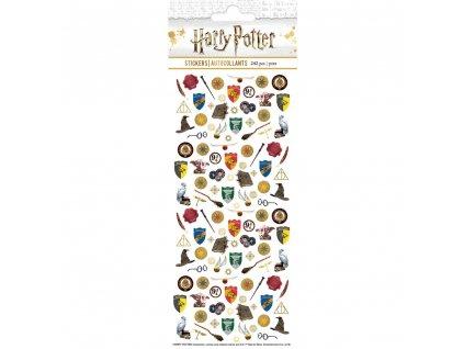 Paper House - HARRY POTTER - samolepky