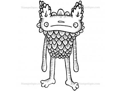 4036p Artichoke monster