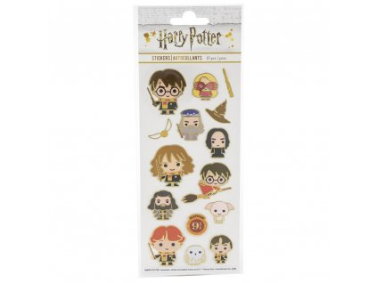 Paper House - HARRY POTTER CHARACTERS - samolepky