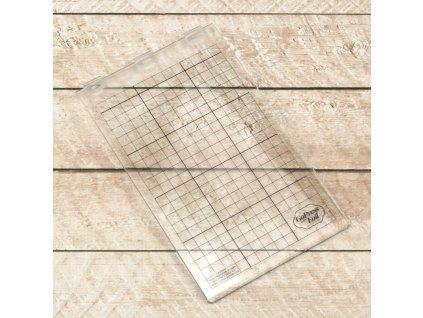 Go Press Foil - FOIL MACHINE / náhradní průhledná horní deska