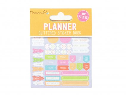 dovecraft planners sticker book dcstb013