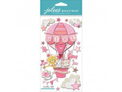Jolees Boutique - BABY GIRL - dětské samolepky