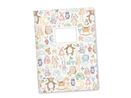 art journal baby joy a5