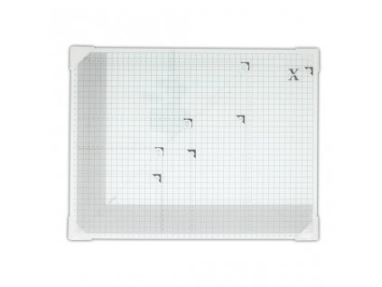 xcut a3 tempered glass cutting mat xcu 268433