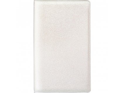 Websters Pages - Color Crush Tall Creative Photo Album / White Glitter - album