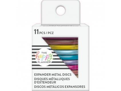 Me&My Big Ideas - CREATE 365 / MINI / EXPANDER METAL DISC /  kovové kroužky