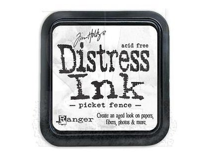 tim holtz distress ink pad picket fence tim40781
