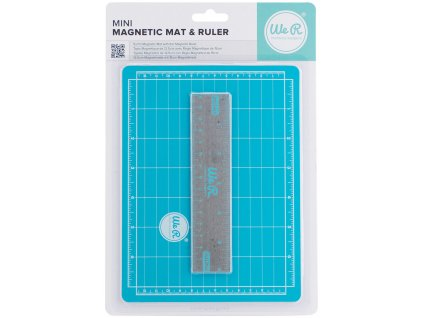 mini magnetic mat ruler turquoise 58263.1441978371.1280.1280